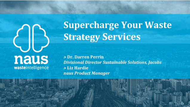 Webinar Announcement: Supercharge Your Waste Strategy Services