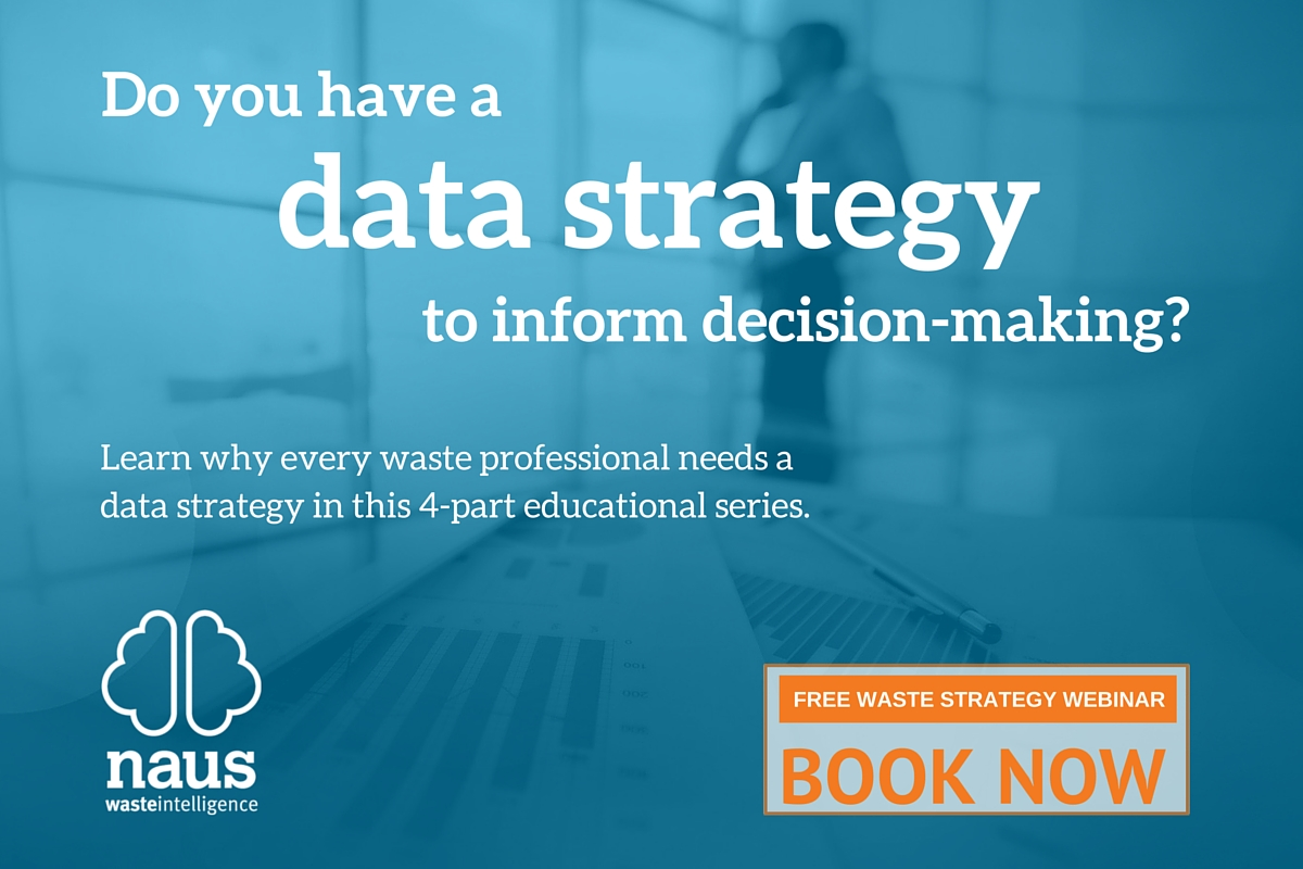 Data Strategy for Waste
